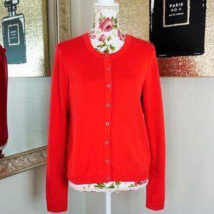 Tommy Hilfiger | Button Up Cardigan Size Small